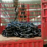 High Quality Marine Hardware Black Anchor Chain 97mm