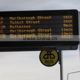 bus led destination board/led video xxx display/led bus display                                                                         Quality Choice