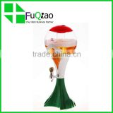 New Fashion Bar Accessories PC Table Cool Portable Beer Tower Dispenser 3L
