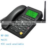 A level gsm fixed wireless telephone