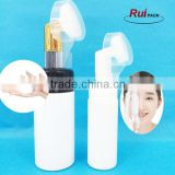 30mm, 43mm plastic foam pump, foam bottle pump, face washing with brush plastic pump
