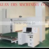 ERS-CNC03 polyurethane foam CNC contour knife cutting machine