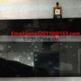 New For 8-inch Lenovo Yoga Tablet 2 830 830F LCD Display Panel + Touch Screen Digitizer Black Color