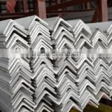 Prime quality hot rolled 304 stainless angle steel corner