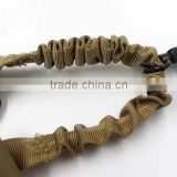Sabre Airsoft New Military Single Point Adjustable Bungee Rifle Gun Sling Strap System Tactical Single Point Gun Sling