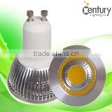 China suppliers led light factory cob 60 degree GU10 Mr16 6W replace 50w halogen led spotlight