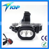 2LED Headlamp 3 Modes For Usage Super Bright For Emergency Using Waterproof And Shockproof Design For Camping Hiking Reading