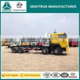 HOWO factory HOT!!! SINOTRUK HOWO 20 feet self loading container truck