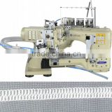 Sports garment Industrial sewing machine 4 needle 6 thread
