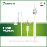 High quality in-ear stereo single sided mobile earphone