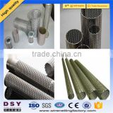 Trade Assurance Protecting Mesh Application and SS,Stainless Steel Wire,Steel Plate, aluminum Material perforated metal