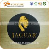 Alibaba China factory Custom absorbent paper coaster,water absorbing coasters,paper coaster
