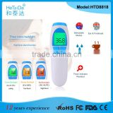 2016 New Body Surface Temperature Sensor, 2 In 1 Mutlfuctional LCD Ear Thermometer,Medical Grade Infrared Forehead Thermometer