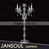 chinese zhongshan lighting factory vintage top crystal table lamp