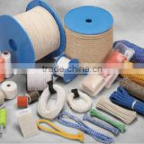 rope & twine ,PP/polyester/PE/nylon /clothesline /paracord bracelets/cotton rope and twine