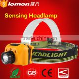 Hot Sale AAA Outdoor Camping Bike Powerful Led Headlamp                                                                         Quality Choice