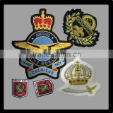 Hand Embroidery Badges / Embroidered Patches / Labels / Get The Best Works According To Your Specification From Pakistan