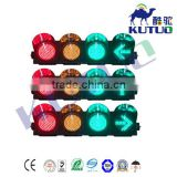 200mm Traffic Light signal Red Yellow Green Full Ball with Green Arrow 4 Unit Fresnel Lens