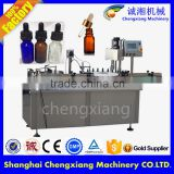 Shanghai factory e liquid glass dropper bottles filling machine,filling machine liquid 15ml