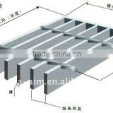 Professional manufacture hot dipped galvanized steel bar grating