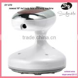 factory directly sales photon red light skin tighten RF ultrasonic fat burning body slimming machine