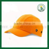 6 Panel Cadet cap Orange 100% cotton twill brushed Embroidery baseball cap for 2015 promotion