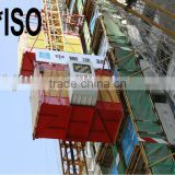 Chinese Manufacturer Construction Hoist/Construction Elevator/Building Hoist for Building Construction