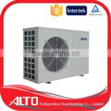 Alto AHH-R100 quality certified air to water monobloc air source heat pump high performance domestic central heater pump