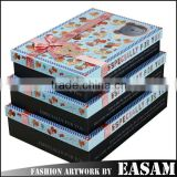 Three sets Gift packaging box/box gift/cardboard gift box