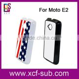 2D sublimation plastic cell phone case/ 2D cell phone case /2D sublimation blank mobile phone cover