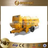 HZS35 good price Mine / small Trailer mounted Concrete Pump for sale