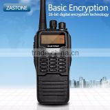 2016 hot sell woki toki ZASTONE DP880 UHF400-470MHz DMR digital encrypted two way radios