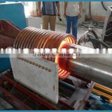 steel pipe belling machine to expand pipe end for urban pipeline construction