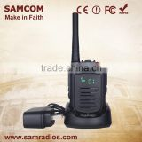 SAMCOM CP-120 High Quality 1700mAh Lithium-ion 2W Mobile Car Radio