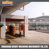 2015 new type tunnel self service car wash equipment