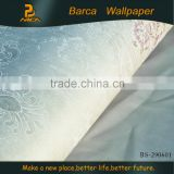BS-290601 3d non-woven wall cloth decoration