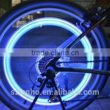 LED Light Neon Lamp Bike Car Motorcycle Wheel Valve Stem Cap tire Motion Neon Light lamp