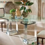 wholesale removable dinning table acrylic table legs