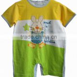 SI Romper plain baby,Carter's Baby Body suits open stitch,Wholesale Baby Rompers Onesies suits
