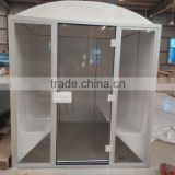 2016 6 person sauna cabin/ indoor steam room, heavy discount
