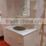 kangchen High-end product solid wood bathroom furniture cabinet