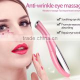 Anti-Ageing Wrinkle Device, 40-Degree Heat Eye Massager with High Frequency Vibration, Eliminates Wrinkles Wand , Relieves Dark