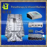 physical treatment air pressure therapy pressotherapy Far Infrared & Lymphatic drainage machine