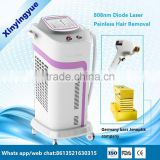 Professional diode laser 808nm hair removal / soprano laser hair removal equipment