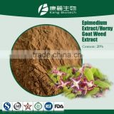 Factory supply herba epimedii extract cariin