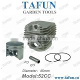 2 stroke cylinder kits for chainsaw coil ignition
