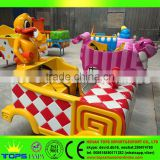 High Quality Kid Ride Outdoor Amusement Park Great Mini Shuttle