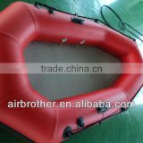 ce pvc inflatable fishing boat