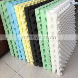 best price Custom acoustic foam white foam with high quality