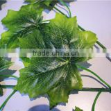 Home and outdoor garden table wedding christmas decoration 60cm or 2ft Height artificial colorfully maple leaf E06 0626